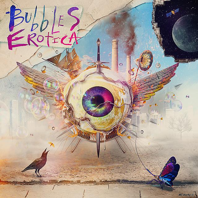 Bubbles-Erotica