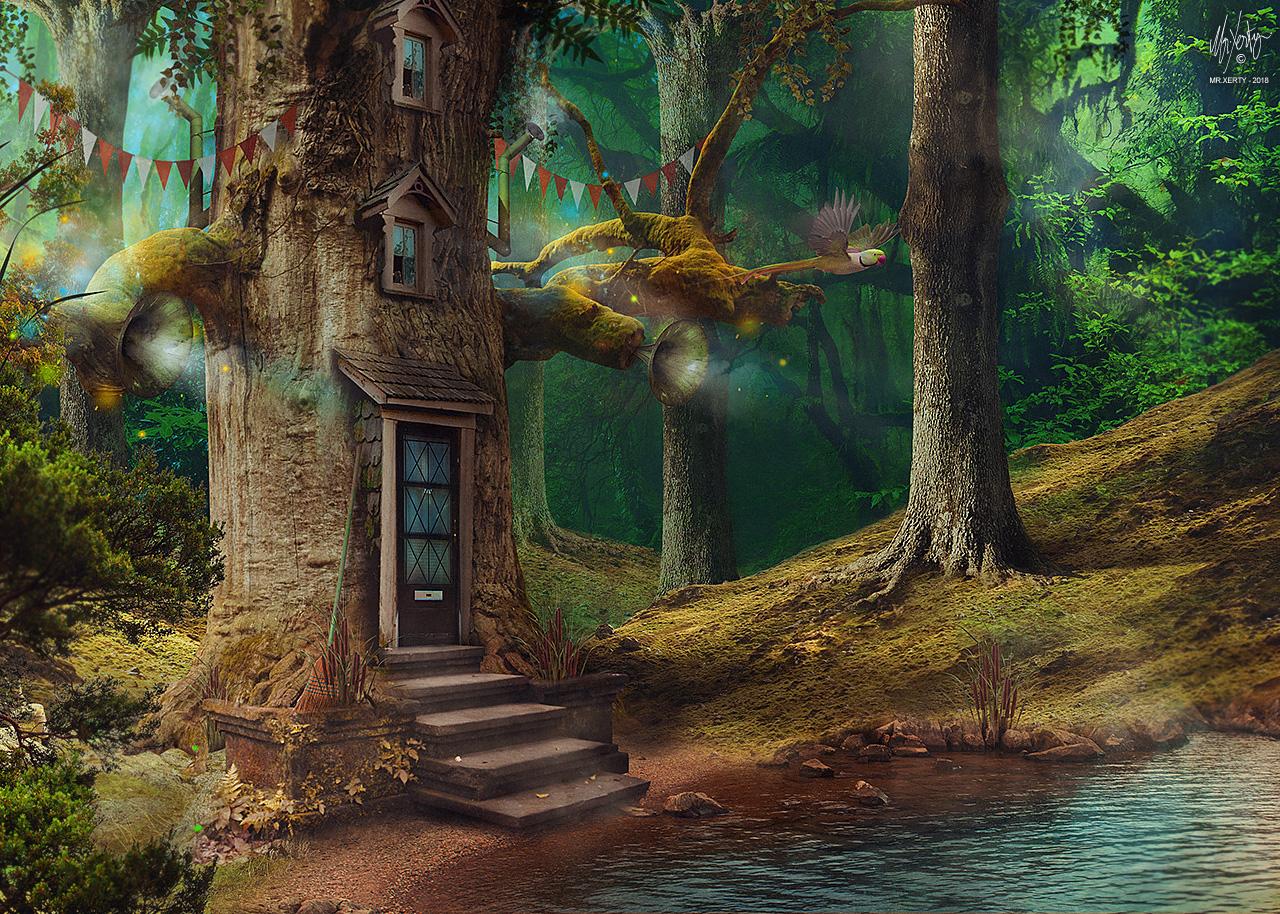 Home-Tree