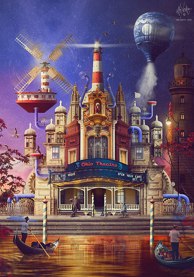Magical-Theatre (Ohio)